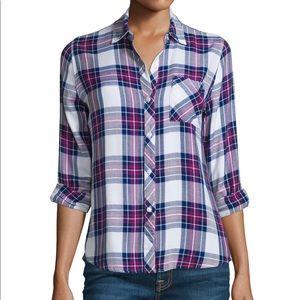 Gently used Rails Hunter Plaid Shirt Super Soft
